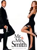 Affiche de Mr. & Mrs. Smith