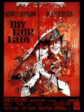 Affiche de My Fair Lady