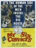 Affiche de My six convicts