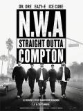 Affiche de N.W.A Straight Outta Compton