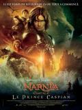 Affiche de Le monde de Narnia : chapitre 2 - Prince Caspian
