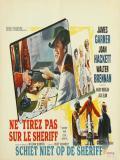 Affiche de Ne tirez pas sur le shérif
