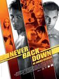 Affiche de Never Back Down