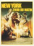 Affiche de New York, 2 Heures du matin
