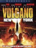 Affiche de New York Volcano