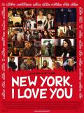 Affiche de New York, I Love You