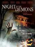 Affiche de Night of the Demons