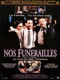 Affiche de Nos funérailles