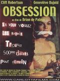 Affiche de Obsession