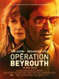 Affiche de Opération Beyrouth