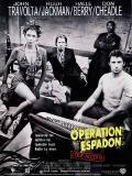 Affiche de Opération Espadon