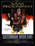 Affiche de Osterman week-end