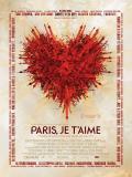 Affiche de Paris, je t