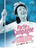 Affiche de Partie de campagne