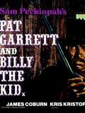Affiche de Pat Garrett et Billy le Kid