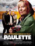 Affiche de Paulette