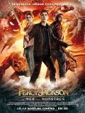 Affiche de Percy Jackson : La mer des monstres