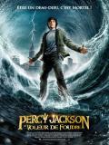 Affiche de Percy Jackson le voleur de foudre