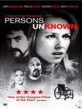 Affiche de Persons unknown