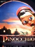 Affiche de Pinocchio