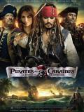 Affiche de Pirates des Caraïbes : la Fontaine de Jouvence