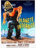 Affiche de Planète interdite