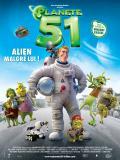 Affiche de Planète 51