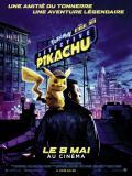 Affiche de Pokémon Détective Pikachu