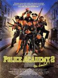 Affiche de Police Academy 2 :  Au boulot !