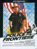 Affiche de Police frontière