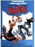 Affiche de Popeye