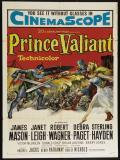 Affiche de Prince Valiant