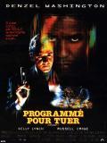 Affiche de Programmé pour tuer