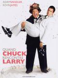 Affiche de Quand Chuck rencontre Larry