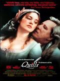 Affiche de Quills la plume et le sang