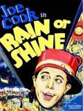 Affiche de Rain or Shine
