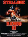 Affiche de Rambo III