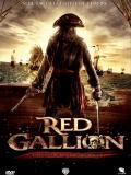 Affiche de Red Gallion : La légende du Corsaire Rouge