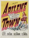 Affiche de Règlements de compte à Abilene Town
