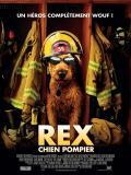 Affiche de Rex, chien pompier
