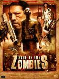 Affiche de Rise of the Zombies