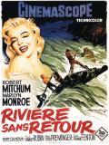 Affiche de Rivière sans retour