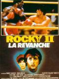 Affiche de Rocky II