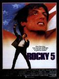 Affiche de Rocky V