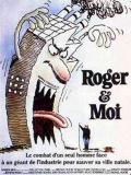 Affiche de Roger et moi