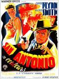 Affiche de San Antonio