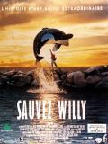 Affiche de Sauvez Willy