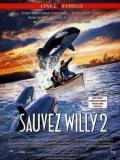 Affiche de Sauvez Willy 2