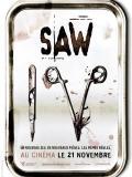 Affiche de Saw 4