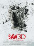 Affiche de Saw 3D